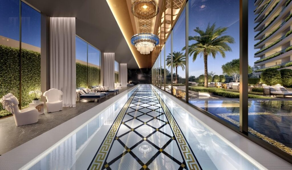 Villa Versace, luxo e requinte com a assinatura da griffe italiana chega a São Paulo