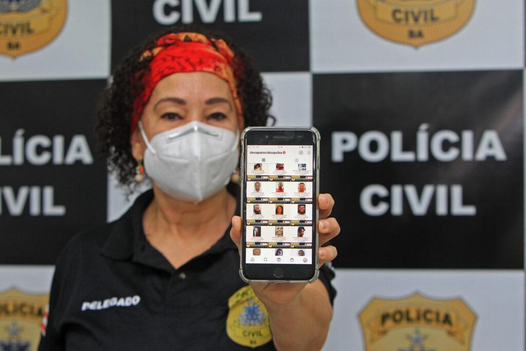 Conta no Instagram vai ajudar a encontrar pessoas desaparecidas na Bahia