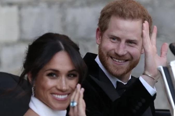 Nasce Diana, filha do Príncipe Herry e Megan