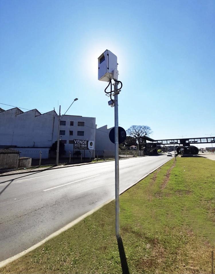 Curitiba, a cidade que marcou a criação da Lombada Eletrônica, recebe nova tecnologia de ponta para a gestão do trânsito
