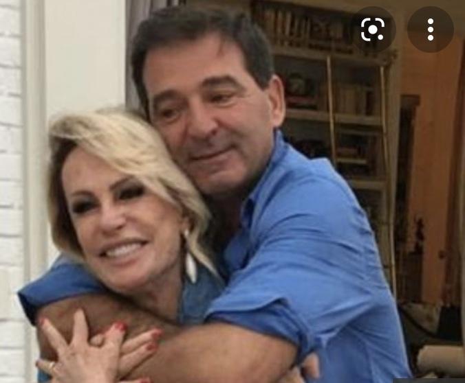 Ex marido da apresentadora Ana Maria Braga não entendeu o fim do casamento
