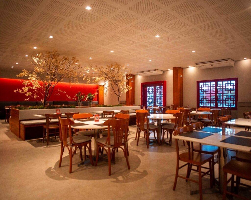 Restaurante Yan Ping celebra 40 anos revitalizado