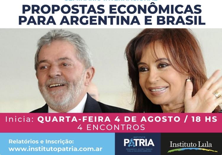 Instituto Lula realiza Ciclos Formativos