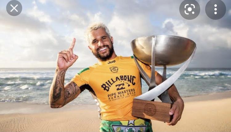 Primeira medalha de ouro em Tóquio veio do Surf do nordestino Ítalo Ferreira
