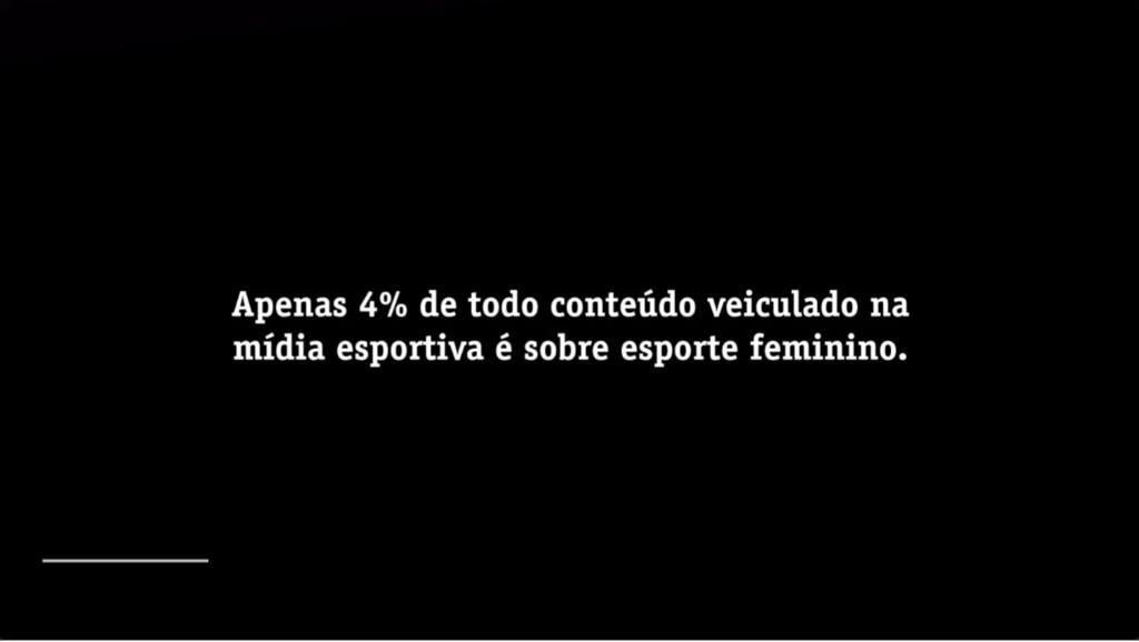 """Em projeto inédito """"4%"""", Vivo lança bot para promover o esporte feminino"""