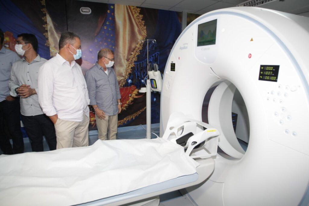 Em Ribeira do Pombal, Rui entrega Policlínica Regional de Saúde que atenderá 400 mil moradores de 16 municípios