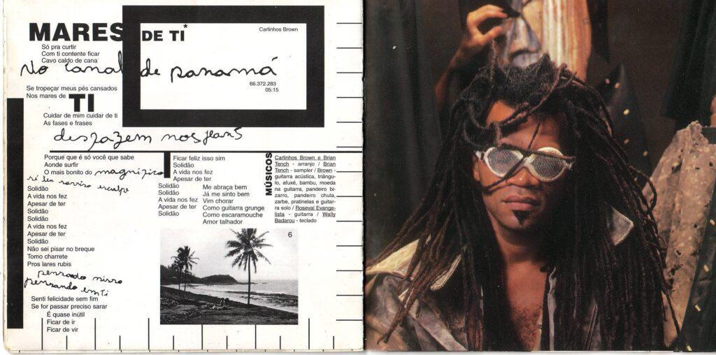 """""""Alfagamabetizado"""", primeiro álbum autoral de Carlinhos Brown chega às plataformas digitais de música Caixa de entrada"""