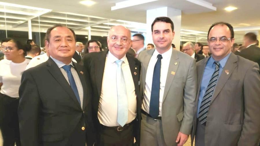 Amilton Gomes, envolvido em negociações de 400 milhões de doses de vacinas com o Ministério da Saúde, presta depoimento à CPI