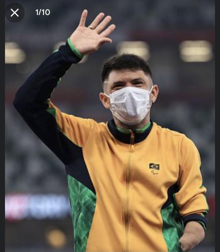 Brasil tem chuva de medalhas de ouro na Paraolimpíada de Tóquio
