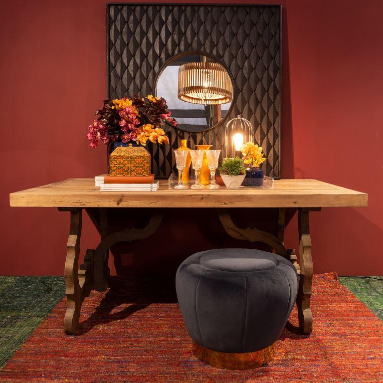 6F apresenta coleção Folia na Abup Home & Gift 2021