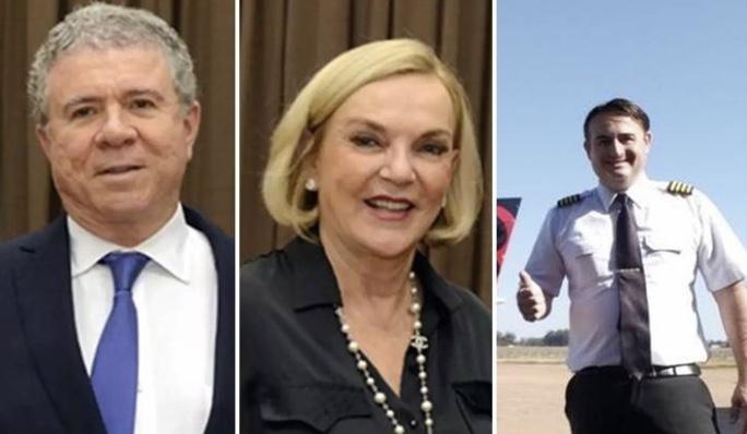 Acidente aéreo mata toda família do dono da Cosan Brasil