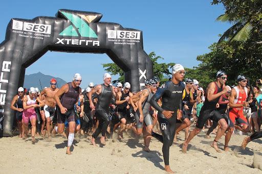 Paraty, RJ, recebe 16ª edição do festival X-Terra de esportes radicais