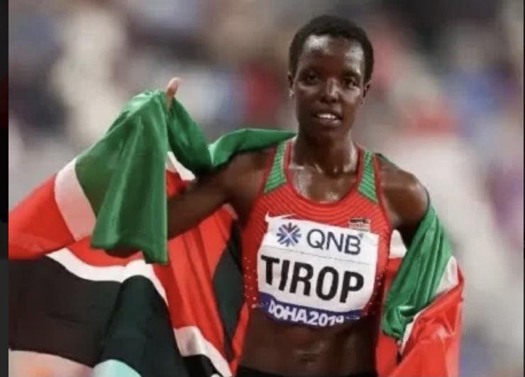 Campeã de atletismo Agnes Tirop é encontrada morta e marido é principal suspeito