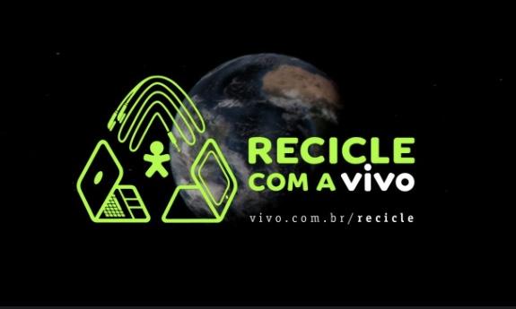 Vivo amplia pontos de coleta de lixo eletrônico por todo o Brasil