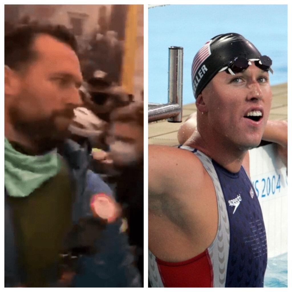 Nadador dos EUA que ganhou 5 medalhas em Olimpíadas se declara culpado por ter invadido Capitólio